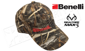 Benelli Baseball Hat in Realtree Max5 Camo #SC208593