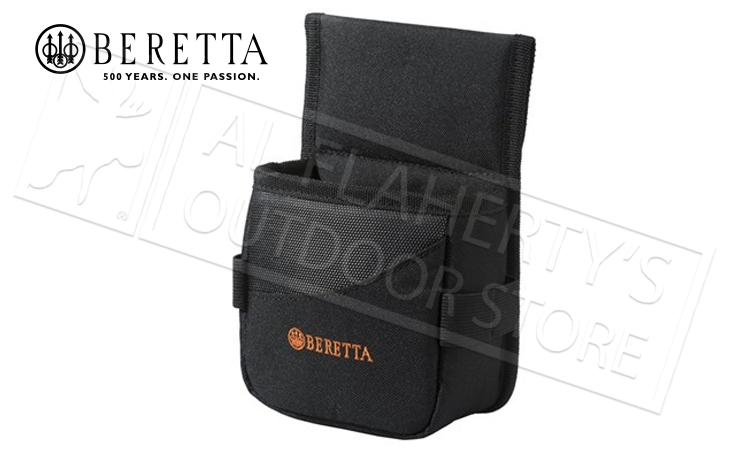 Beretta Uniform Pro Black Edition Cartridge Pouch #BSL20001890999