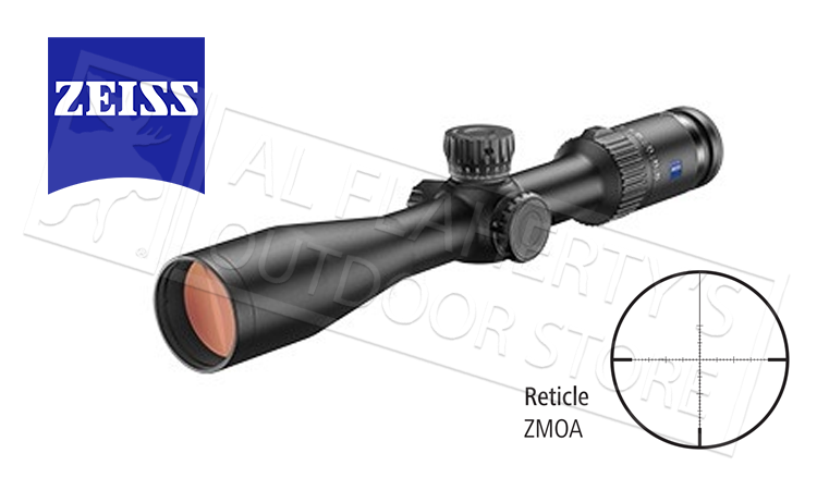 Zeiss Conquest V4 Rifle Scope 4-16x44mm with #94 ZMOA-2 Reticle #5229319994080