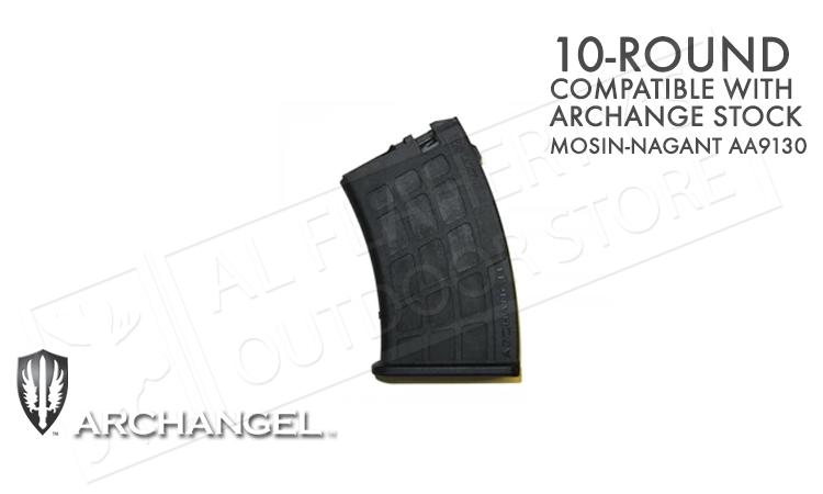 Archangel Detachable 10-Round Magazine for the Mosin Nagant AA9130 Stock #AA762R02