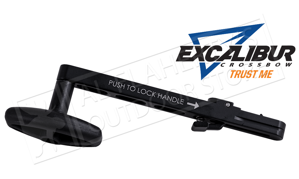 Excalibur Crank Handle for the Assassin Crossbow and Charger EXT System #74073
