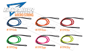 Excalibur Micro Crossbow Strings, Various Colours #1993x