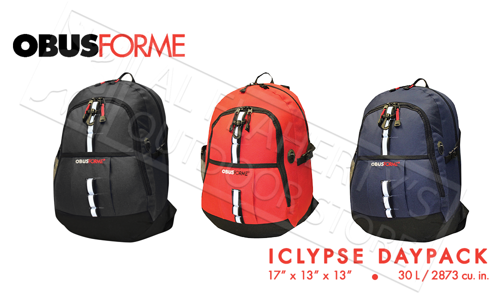 ObusForme Iclypse Daypack - 30 Litres #ob362