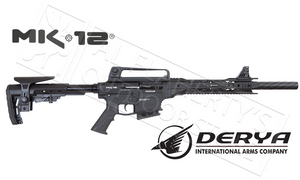 Derya MK12 Semi-Automatic Mag Fed Shotgun #AS100S
