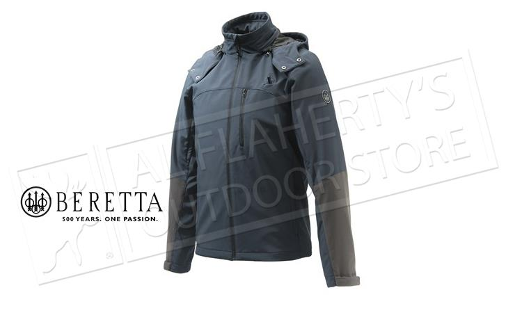 Beretta Advance Soft shell Jacket Navy GU503T1658053G