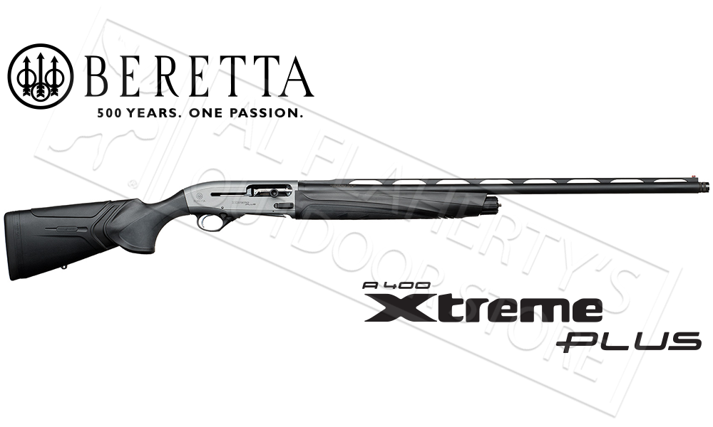 "Beretta A400 Xtreme Plus Shotgun 12g 3.5"" Chamber in Black"