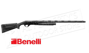 "Benelli Super Black Eagle 3 Shotgun Left Hand Model, 12 Gauge with 3.5"" Chamber, Synthetic"
