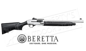 "Beretta 1301 Tactical Marine Semi-Automatic Shotgun, 12 Gauge 18.5"" Barrel"