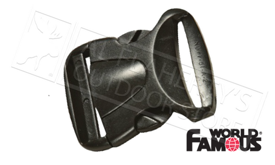 "WFS Quick Release Buckle Replacement 2"" #444"
