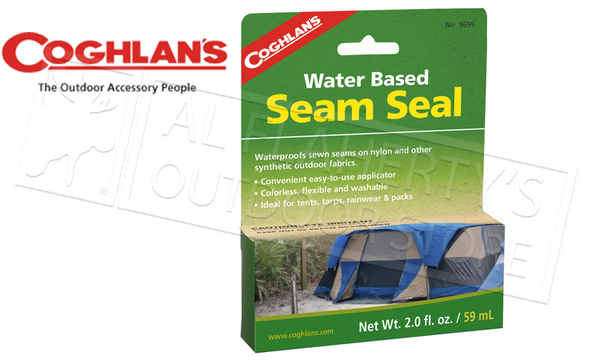 Coghlan's Water Based Seam Seal, 2.0 fl. oz. #9695