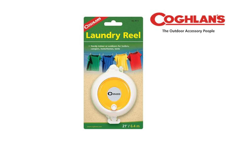 Coghlan's Laundry Reel, 21ft / 6.4m #8512