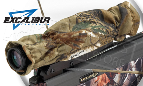 Excalibur Crossbow Camo Scope Cover #2008