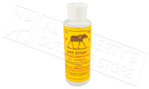 Huntmaster Hot Stuff Moose Cow in Heat Synthetic Urine, 113mL Bottle