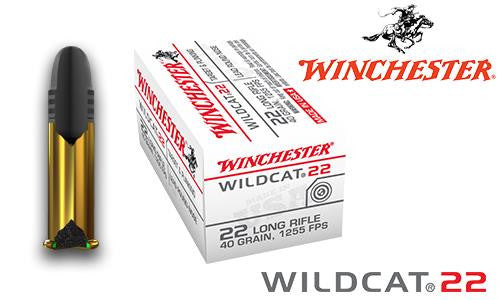 <b>(Store Pickup Only)</b><br>Winchester Wildcat 22 .22LR Box of 50, 40 Grain #CQWW22LR