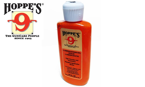 Hoppe's Lubricating Oil, 67 mL Bottle with Spout #1003C