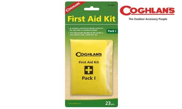Coghlan's First Aid Kit - Pack I #0001