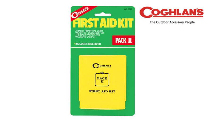 Coghlan's First Aid Kit - Pack II #0002