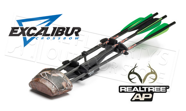 Excalibur Crossbow Four-Arrow Quiver in Realtree AP HD #2029A