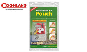 "Coghlan's Water Resistant Pouch, 7"" x 10"" #8416"