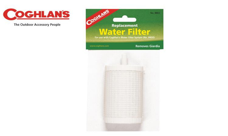 Coghlans Replacement Filter #8802