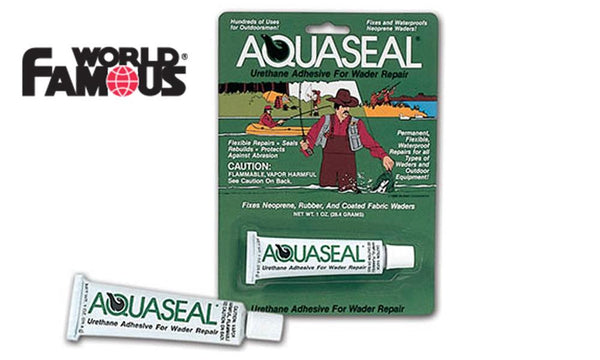 World Famous Aquaseal Seam Sealant #1206