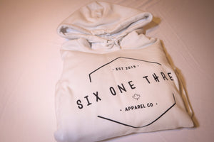 White Everyday Hoodie