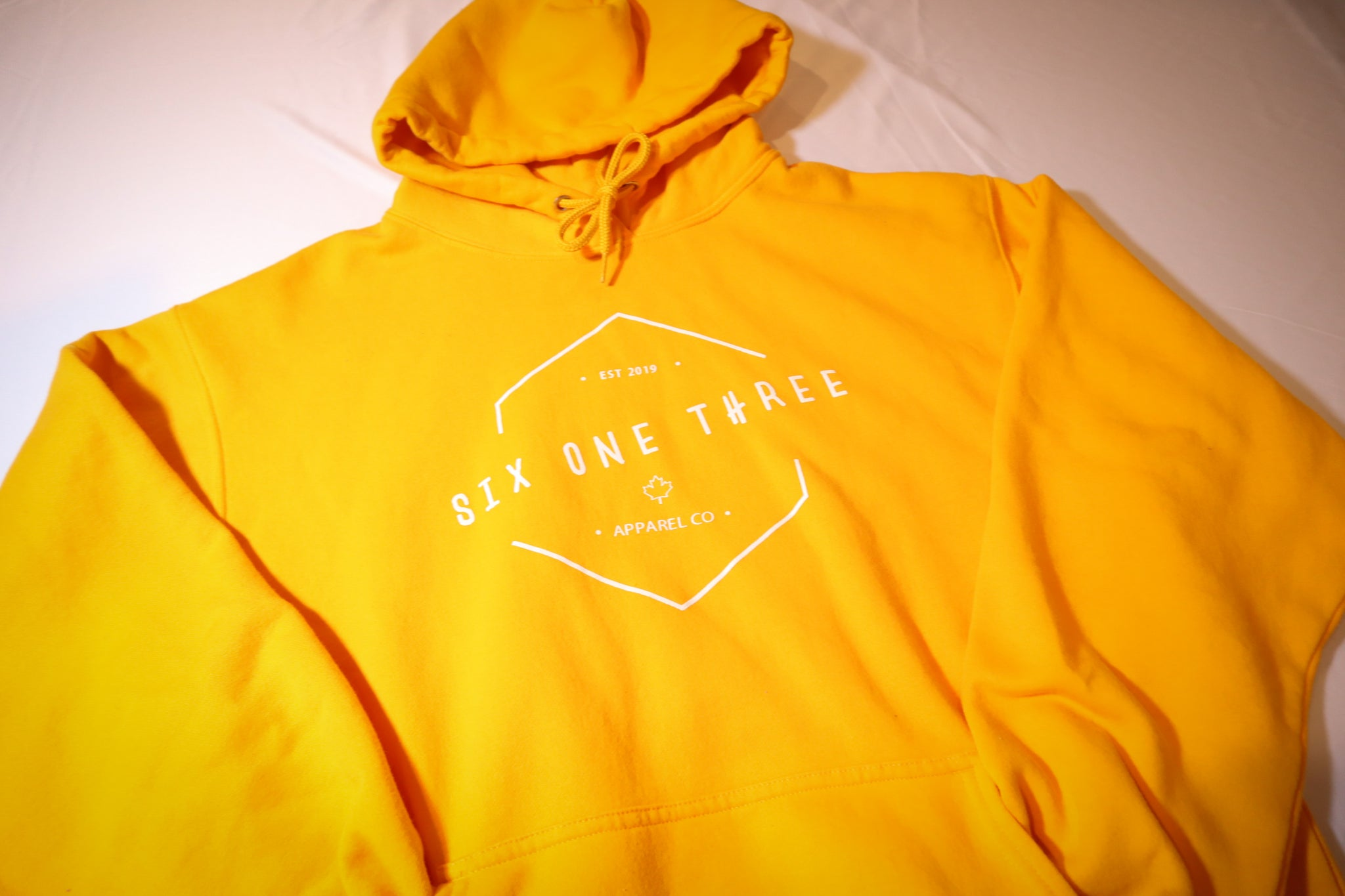 Gold Everyday Hoodie