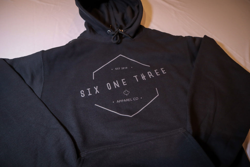 Black Everyday Hoodie