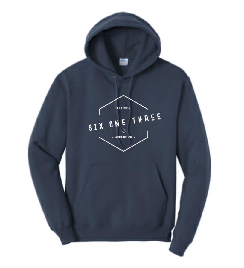 Navy Everyday Hoodie