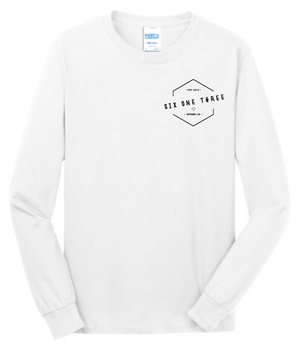 White Six One Three Long sleeve