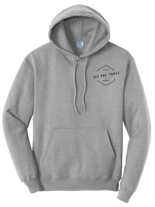 NEW Athletic Grey Everyday Hoodie