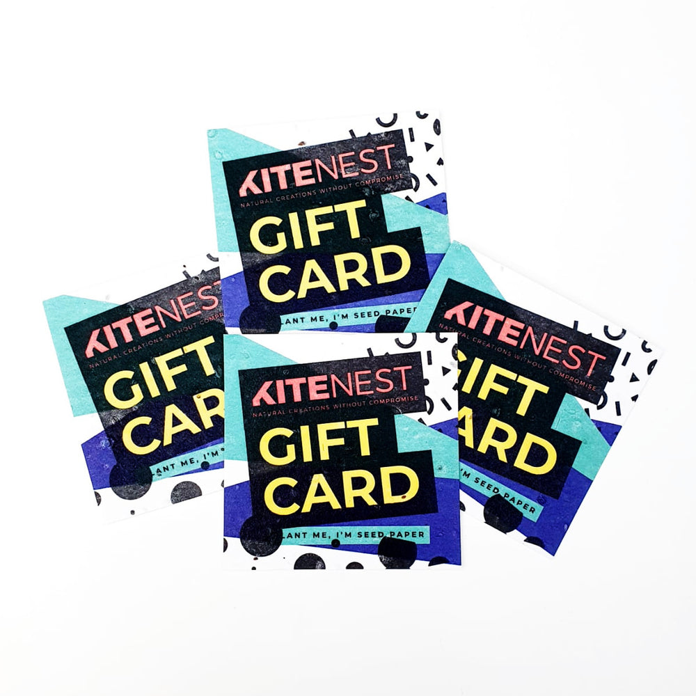 Kitenest Gift Card (Seed Card)