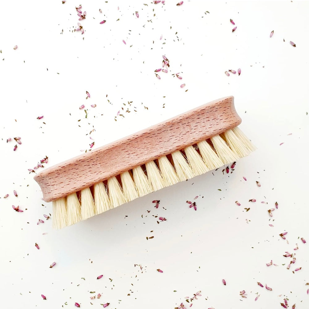 Natural Scrubbing Brush