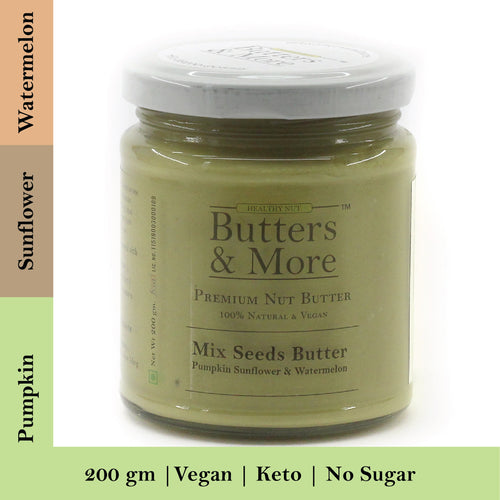 Natural Mix Seed Butter
