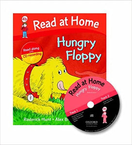 Read at home 4b - Hungry Floppy - 2nd hand