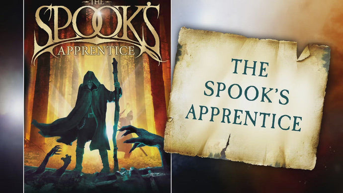 Video Trailer for Spook's Apprentice by Joseph Delaney