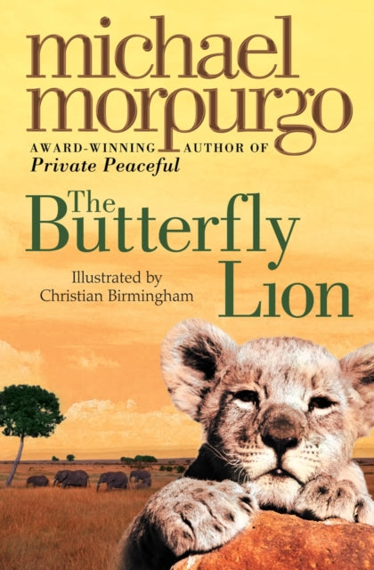 The Butterfly Lion-9780006751038