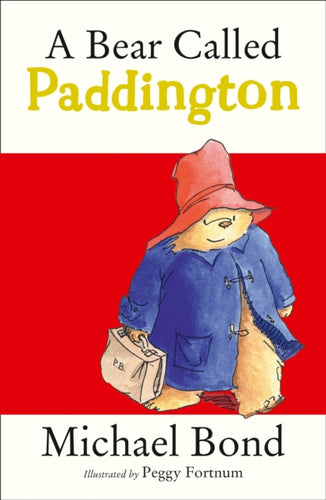 A Bear Called Paddington-9780007174164