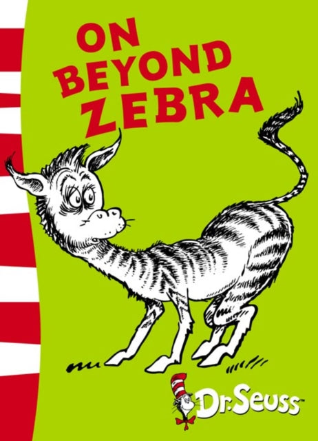 On Beyond Zebra : Yellow Back Book-9780007175185