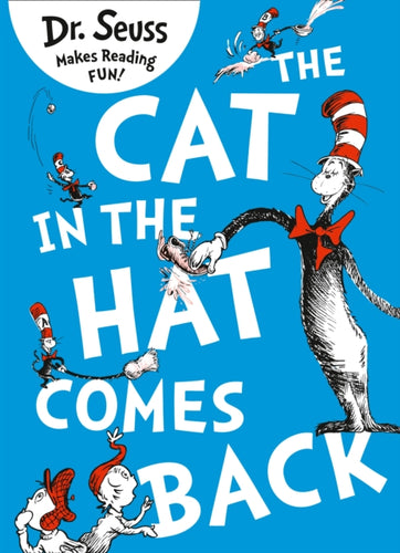 The Cat in the Hat Comes Back-9780007355556