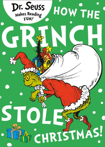 How the Grinch Stole Christmas!-9780007365548