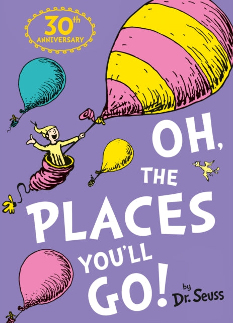 Oh, The Places You'll Go!-9780007413577