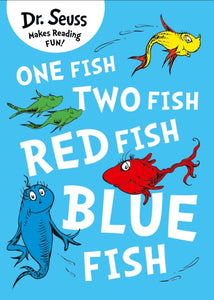 One Fish, Two Fish, Red Fish, Blue Fish-9780007425617
