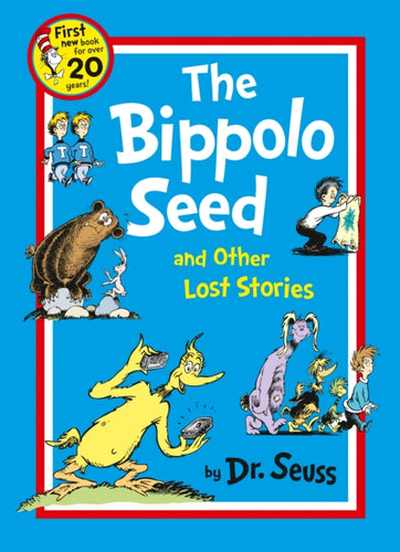 The Bippolo Seed and Other Lost Stories-9780007438440