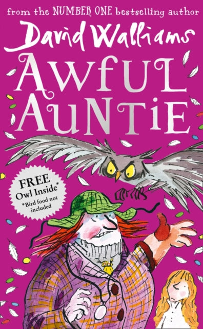 Awful Auntie-9780007453603