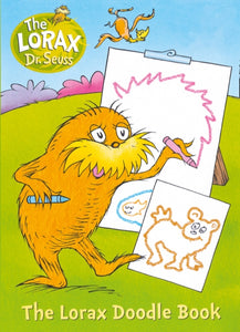 The Lorax: Colour and Create-9780007460380