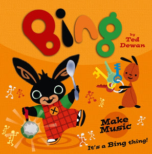 Bing: Make Music-9780007515424