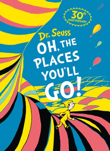 Oh, The Places You'll Go! Deluxe Gift Edition-9780008122119