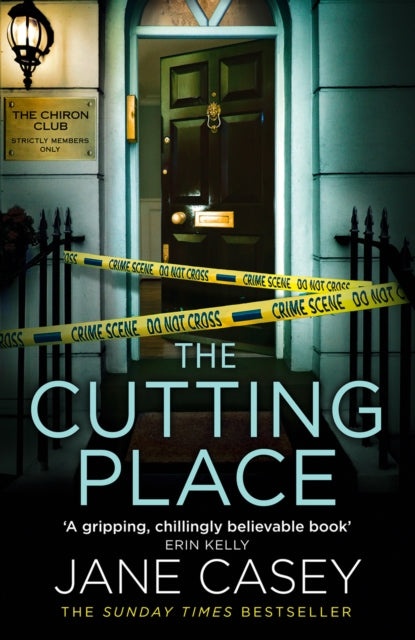 The Cutting Place : 9-9780008149086