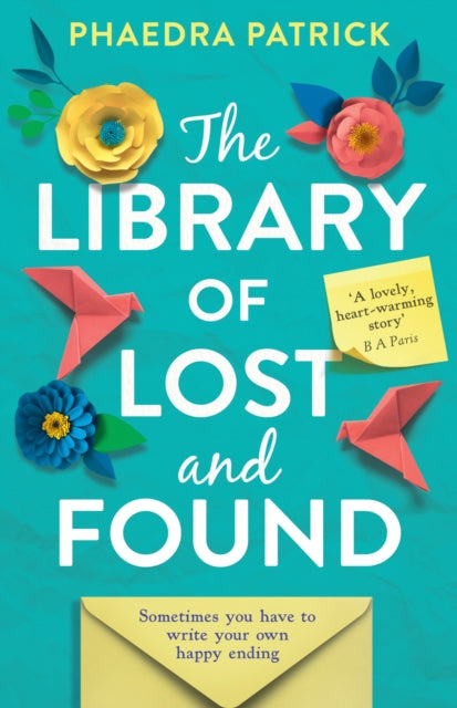 The Library of Lost and Found-9780008237646